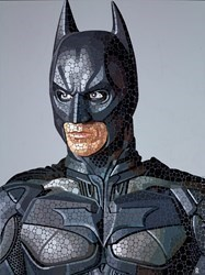 Batman - the dark knight by Paul Normansell -  sized 24x32 inches. Available from Whitewall Galleries